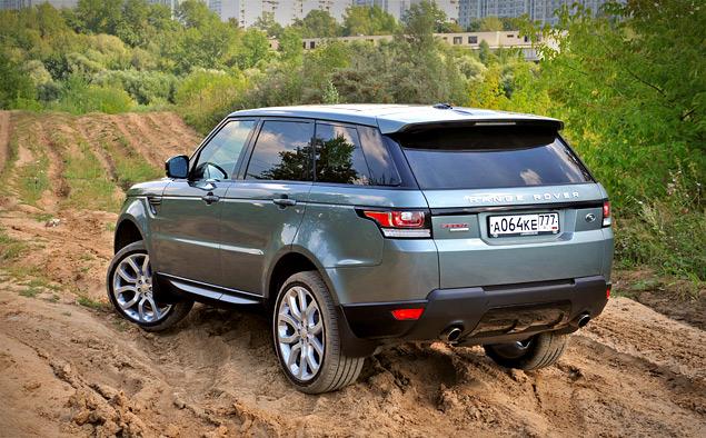 Длительный тест Range Rover Sport: часть вторая. Фото 3