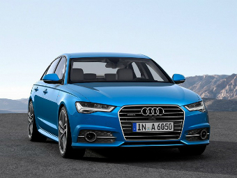 Российский офис Audi назвал цены на обновленное семейство A6