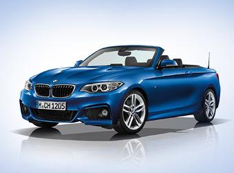 """Открытой """"двойке"""" BMW добавили спорт-пакет M Sport"""