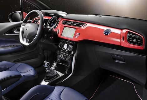 Французы покажут на Парижском автосалоне концепт-кар на базе DS3. Фото 1