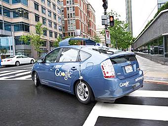 В США подробно рассказали об испытаниях автономных машин Google