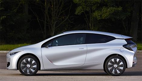 Прототип Renault Eolab потребляет литр топлива на 100 километров пробега. Фото 2