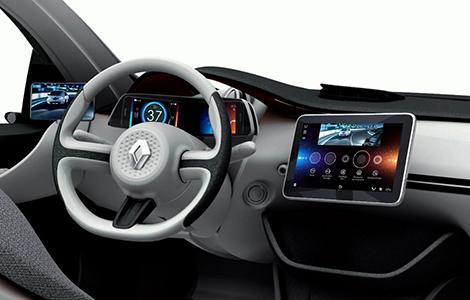 Прототип Renault Eolab потребляет литр топлива на 100 километров пробега. Фото 5