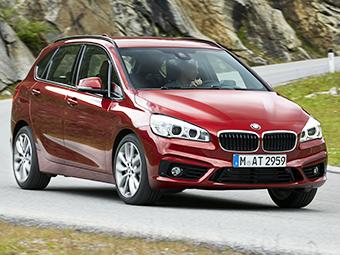 Компактвэн BMW стал полноприводным