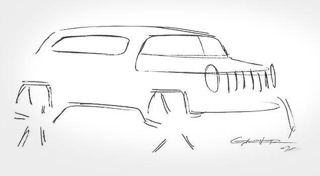 Jeep Renegade из Италии, который во всем идет своим путем