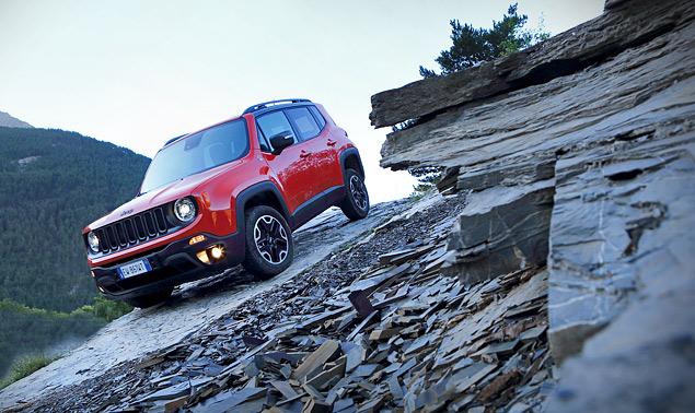 Jeep Renegade из Италии, который во всем идет своим путем. Фото 2