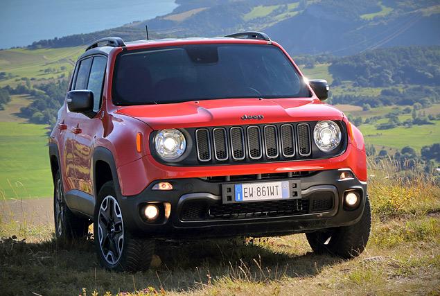 Jeep Renegade из Италии, который во всем идет своим путем. Фото 3