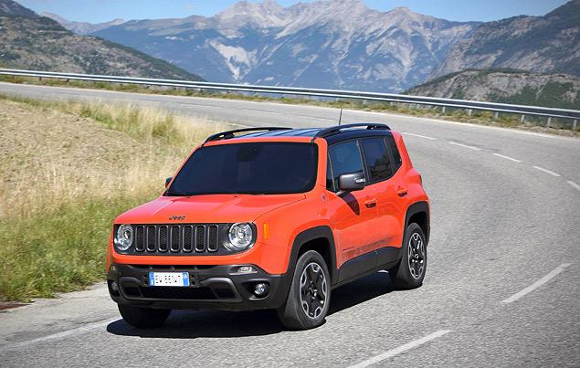 Jeep Renegade из Италии, который во всем идет своим путем. Фото 4