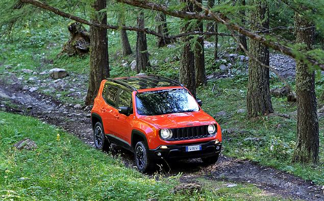 Jeep Renegade из Италии, который во всем идет своим путем. Фото 5