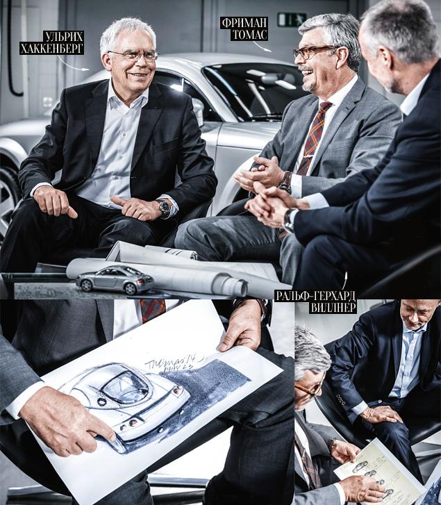 Тест-драйв Audi TT - спорткупе, в котором сила неплохо уживается с интеллектом