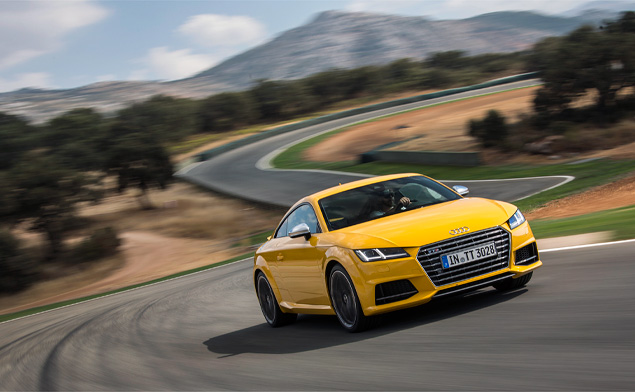 Тест-драйв Audi TT - спорткупе, в котором сила неплохо уживается с интеллектом. Фото 10