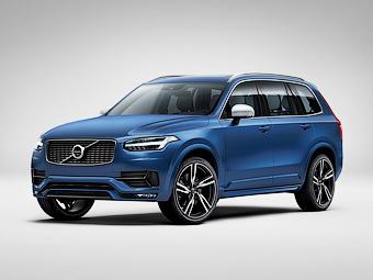 Компания Volvo придала новому XC90 спортивности