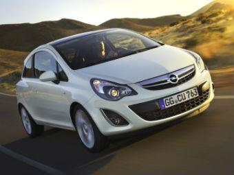 Opel отзовет в России хэтчбеки Corsa