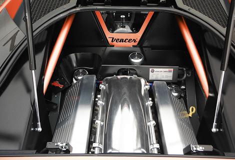 Компания Vencer начала сборку среднемоторного купе Sarthe. Фото 5