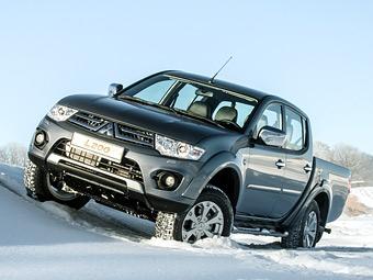 Fiat договорился с Mitsubishi о выпуске перелицованного L200