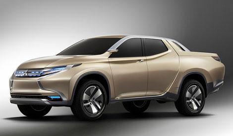 Fiat будет выпускать собственную версию пикапа L200 нового поколения