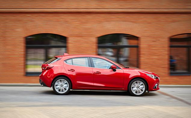 Длительный тест Mazda3: знакомство и первые впечатления. Фото 1