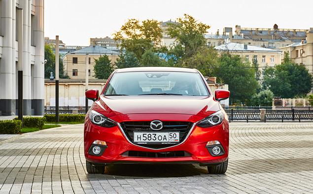 Длительный тест Mazda3: знакомство и первые впечатления. Фото 5