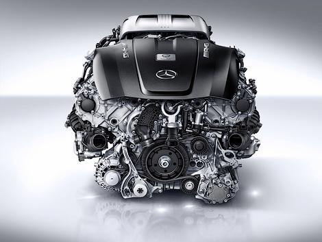 «Заряженное» семейство C-Class получит мотор от суперкара AMG GT