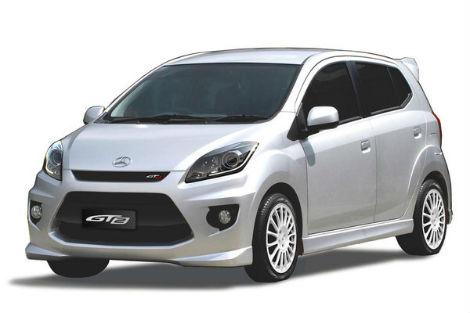 Японцы представили на Индонезийском автосалоне четыре концепта. Фото 2