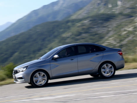 Новинка «АвтоВАЗа» будет предлагаться с тремя моторами