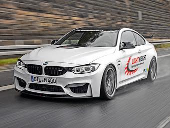 Немецкий тюнер подготовил 520-сильный вариант BMW M4