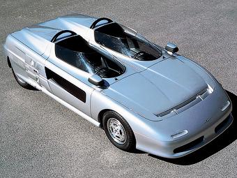 Уникальный спорткар Italdesign оценили в полмиллиона долларов