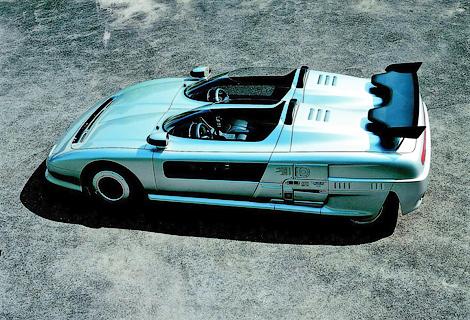 На eBay выставили на продажу Italdesign Aztec 1988 года выпуска. Фото 2