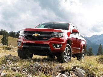 Экологи назвали Chevrolet Colorado самым экономичным пикапом