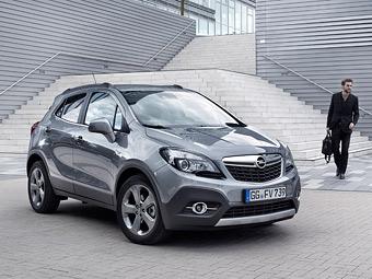 Opel Mokka получит новый дизель