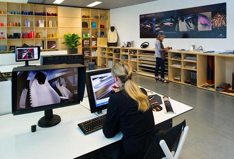 Компания Infiniti открыла новую дизайн-студию в Лондоне. Фото 1
