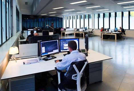 Компания Infiniti открыла новую дизайн-студию в Лондоне. Фото 2