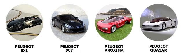 Лучшие концептуальные суперкары от производителей седанов и хэтчбеков. Фото 28