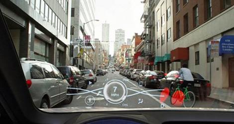Новинка может предсказывать траекторию движения машин