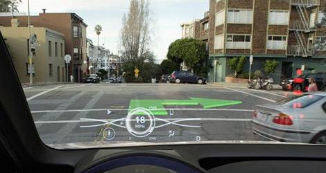 Новинка может предсказывать траекторию движения машин. Фото 1