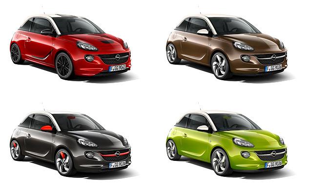 Тест-драйв Opel Adam Rocks, или как кабриолет с кроссовером одну машину не поделили. Фото 2