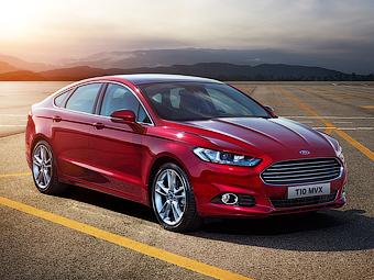 Ford определился с характеристиками нового Mondeo