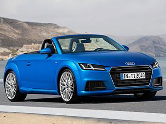 Audi TT превратили в родстер