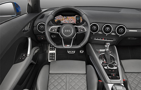 Родстер Audi TT нового поколения привезут в Париж. Фото 4