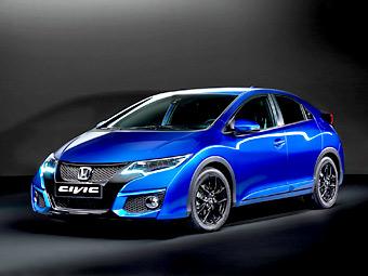 """Хэтчбек Honda Civic получил """"спортивную"""" версию"""