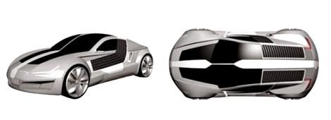 «Сеат» запатентовал концепт-кар под названием GT