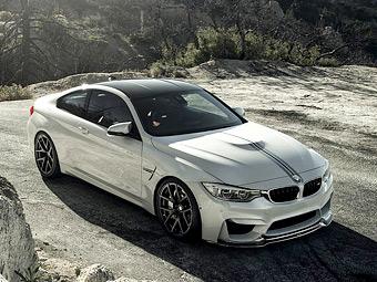Ателье Vorsteiner подготовило свой вариант тюнинга BMW M3 и M4