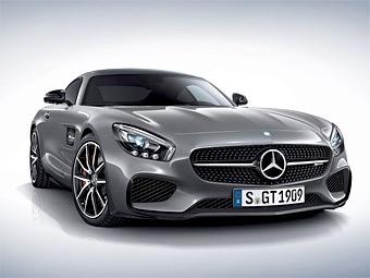 Рассекречен облик первой спецверсии Mercedes-AMG GT