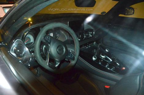 """Стартовую"" спецверсию суперкара покажут на Парижском автосалоне. Фото 2"