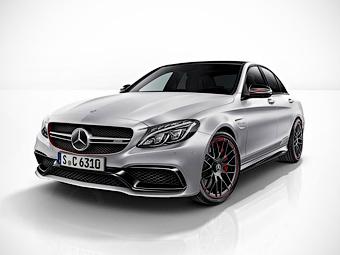 Mercedes-Benz показал «стартовый» вариант С 63 AMG