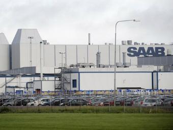 Треть сотрудников «Сааба» уволят «из-за отсутствия работы»