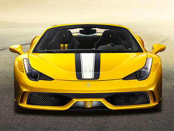 Представлен самый мощный открытый суперкар Ferrari