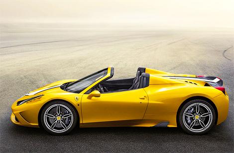 Компания Ferrari выпустит ограниченным тиражом модель 458 Speciale A. Фото 2