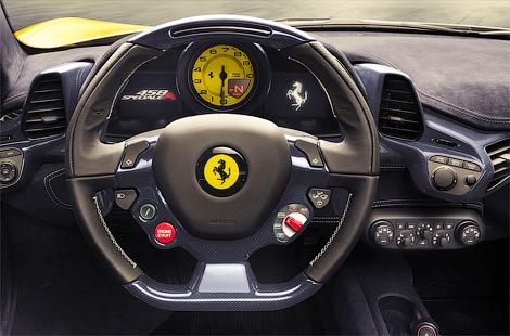 Компания Ferrari выпустит ограниченным тиражом модель 458 Speciale A. Фото 4