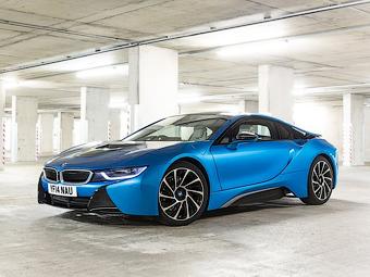 Гибрид BMW i8 получит трехлитровую «шестерку»